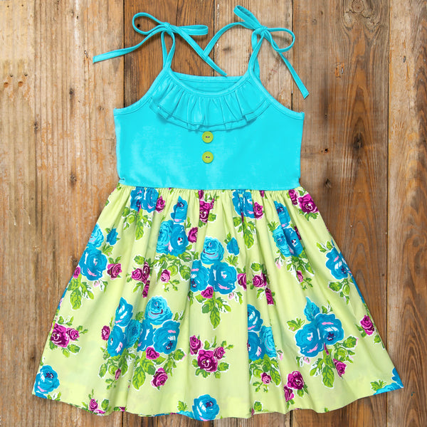 9bbea1a795cb3 Spring Floral Surprise Judy Posies Dress
