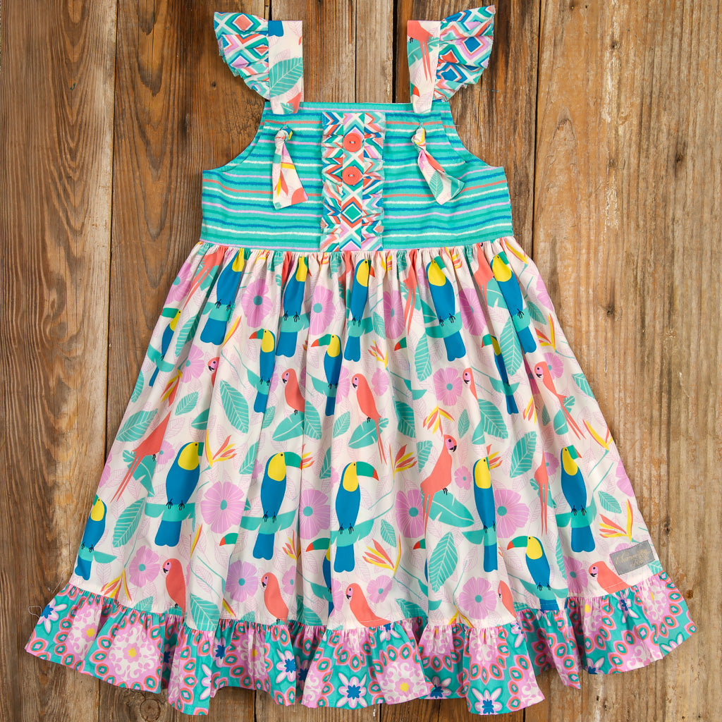 Tropical Paradise Meredith Dress