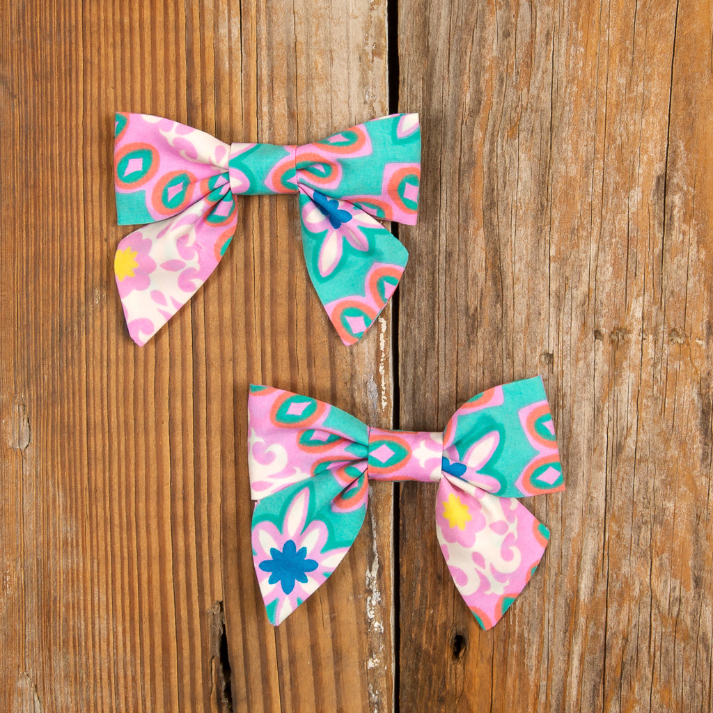 Tropical Paradise Mindy Bows