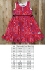 Star-Spangled Fireworks Perla Dress