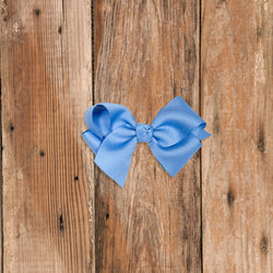 Beautiful Blessings Small Classic Blue Bow