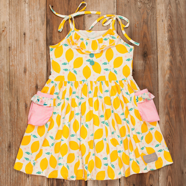 Lemonade Stand Judy Dress