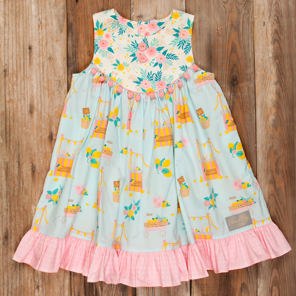 Lemonade Stand Gigi Dress