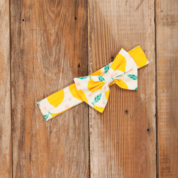 Lemonade Stand Hope Headband