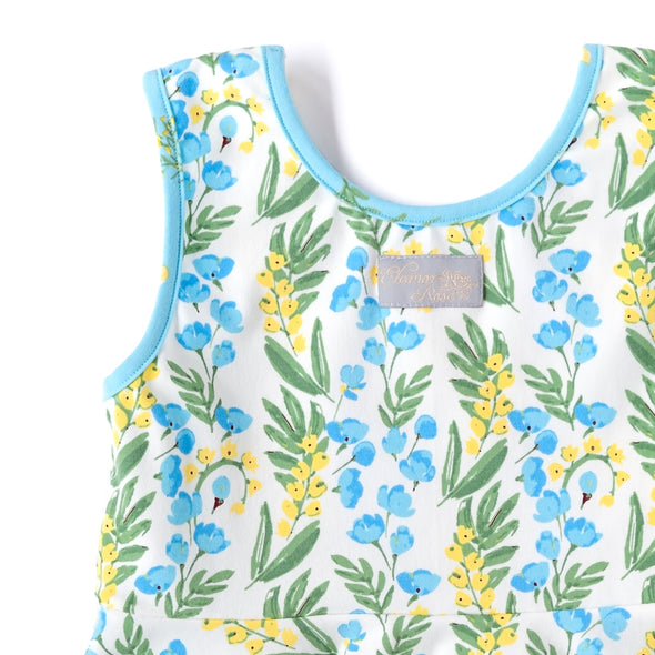Spring Break Bluebell Andrea Top