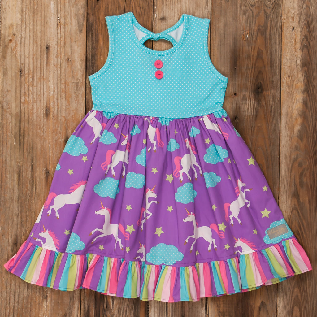 Unicorn Magic Perla Dress