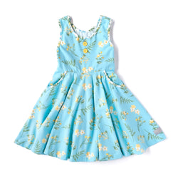 Spring Break Buttercup Andrea Dress