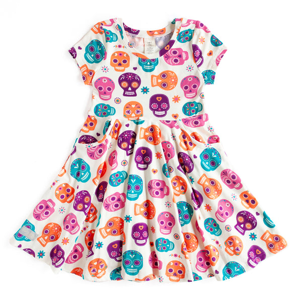 Day of the Dead Hadley Dress