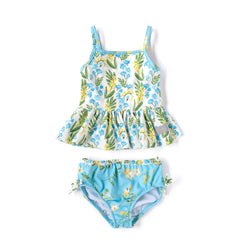 Spring Break Bluebell Tankini Set