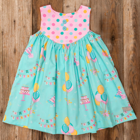 Playful Surprise Gigi Birthday Dress