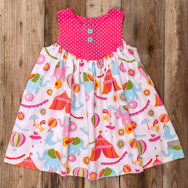 Playful Surprise Gigi Circus Dress