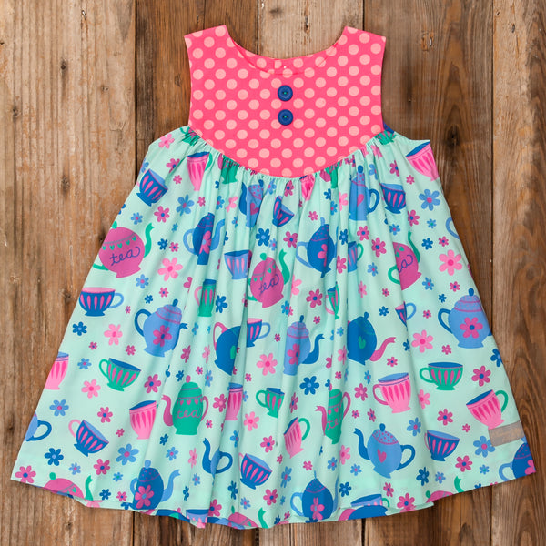 Playful Surprise Gigi Tea Party Dress