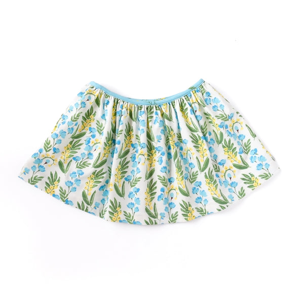 Spring Break Bluebell Cover Up Skirt