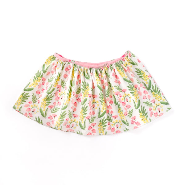 Spring Break Pinkbell Cover Up Skirt