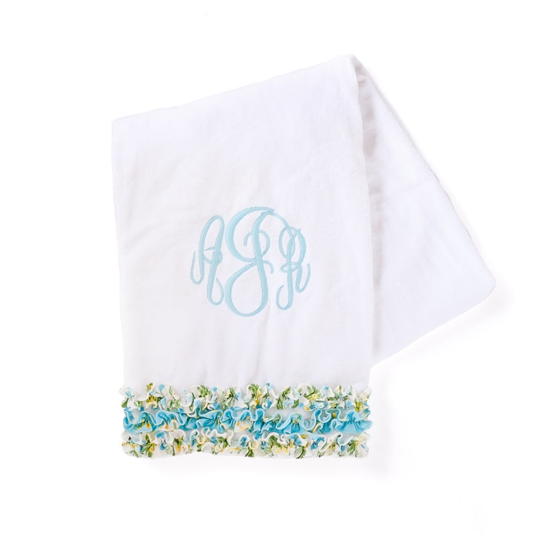 Spring Break Bluebell Towel