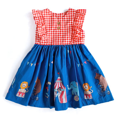 Circus Parade Lisa Dress