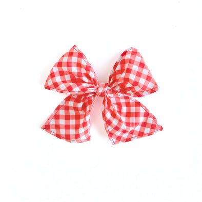 Gingham Sonni Bow