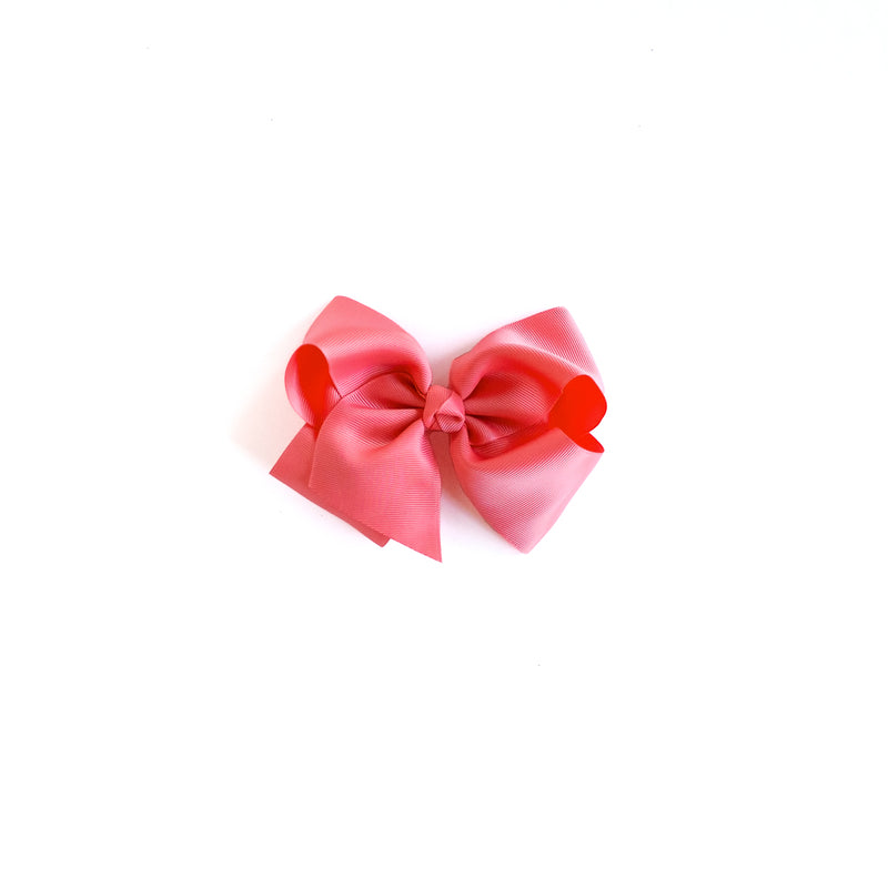 Medium Watermelon Classic Bow