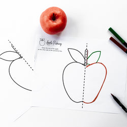 Apple Picking Printable