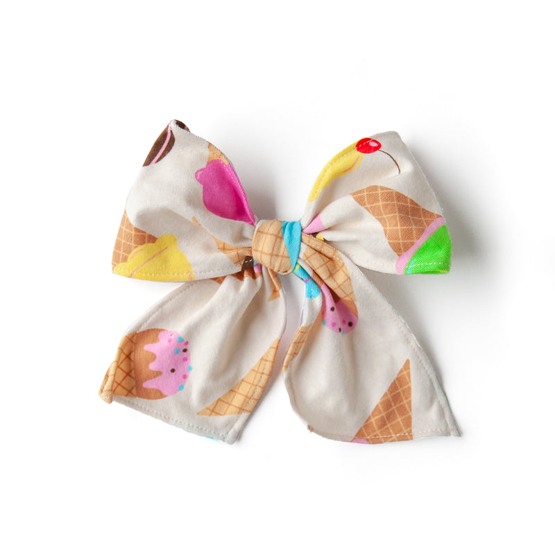 Everyday Twirls Surprise Sonni Ice Cream Bow
