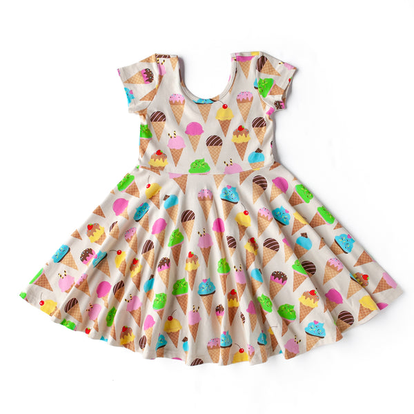Everyday Twirls Surprise Annie Ice Cream Dress