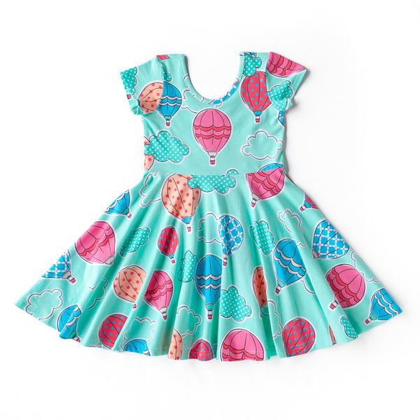 Everyday Twirls Surprise Annie Balloons Dress