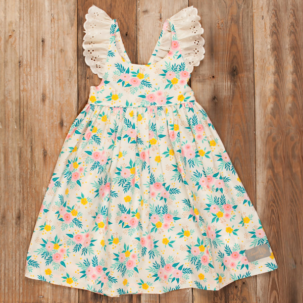 Lemonade Stand Serena Dress
