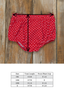 Red Riding Hood Heidi Dot Diaper Cover