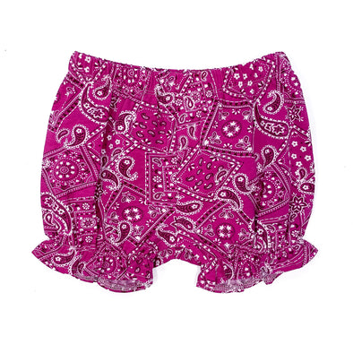 Bandana Knit Bloomers