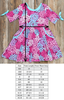 Playground Surprise Hadlee Flower Burst Dress