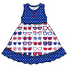 Star-Spangled Sunglasses Rhonda Dress
