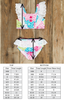 Swim Surprise Flower Burst London Bikini Set
