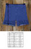 Star-Spangled Sunglasses Brailey Knit Shorties