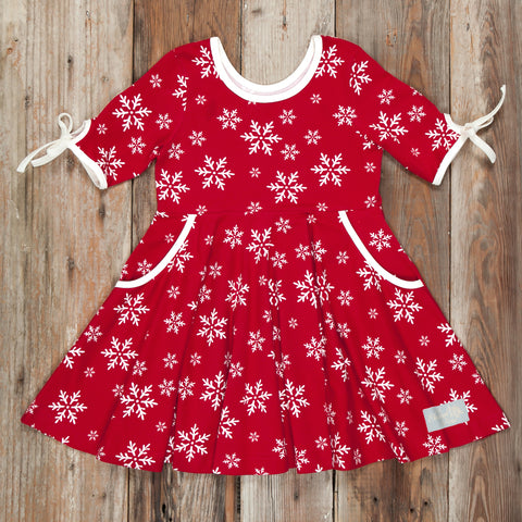 Woodland Wonderland Hadlee Dress