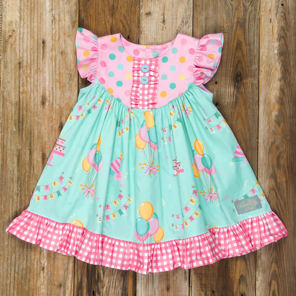 Birthday Party Gigi Dress – Eleanor Rose