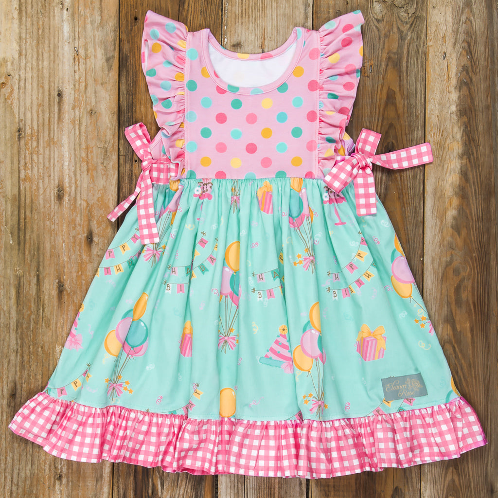Birthday Party Emilia Dress – Eleanor Rose