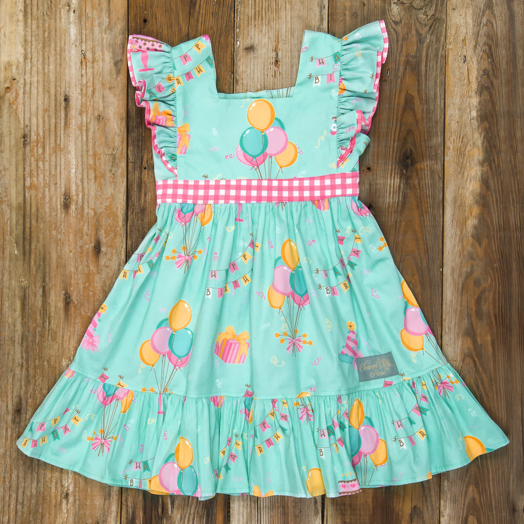 Birthday Party Pearl Dress – Eleanor Rose