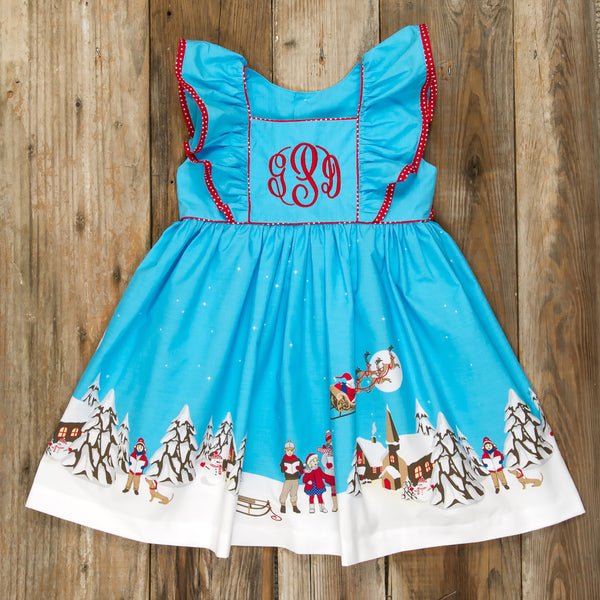 'Twas the Night Before Christmas Adalyn Dress
