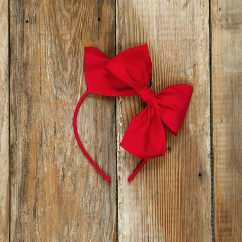 Cyber Monday Surprise Red Bea Headband