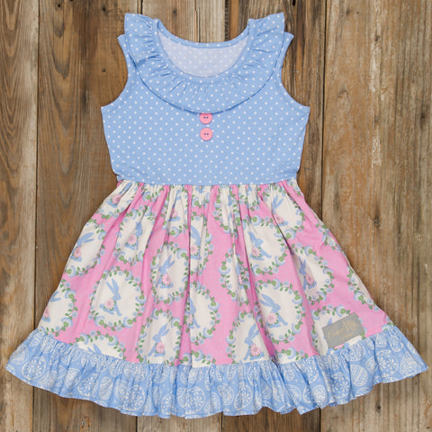 Easter Egg Hunt Georgia Dress