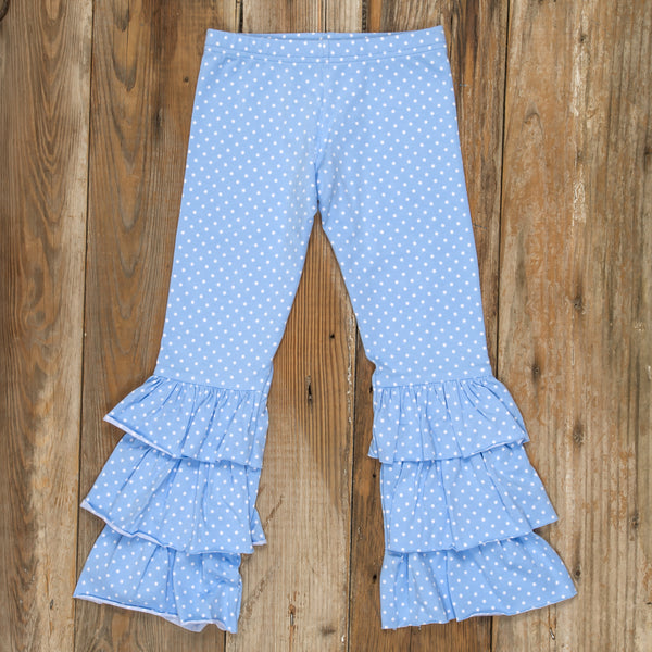 Easter Egg Hunt Kylie Ruffle Pant