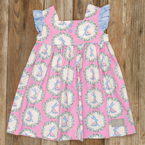 Easter Egg Hunt Gabriela Dress