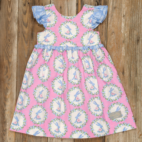 Easter Egg Hunt Penny Dress
