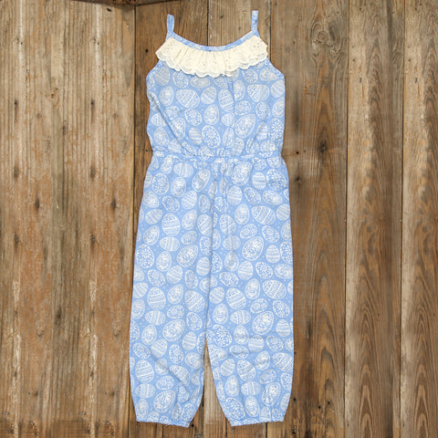 Easter Egg Hunt Candace Jumpsuit