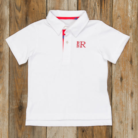 Patriotic Party Polo