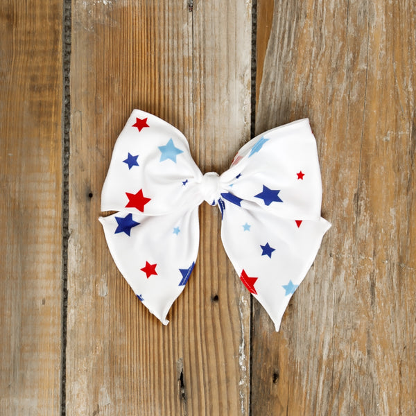 Patriotic Party Stars Sonni Bow
