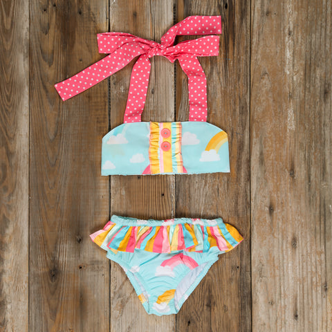 Over the Rainbow Dana Bikini Set
