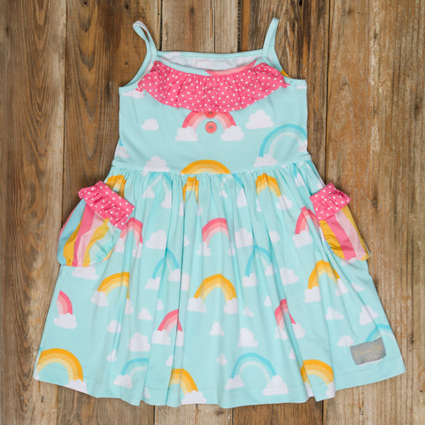 Over the Rainbow Louisa Dress