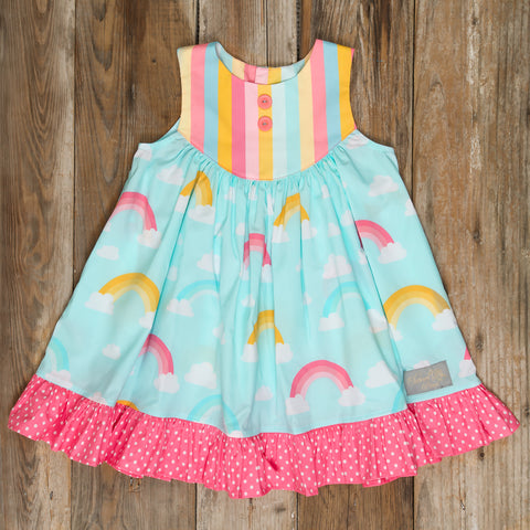 Over the Rainbow Gigi Dress