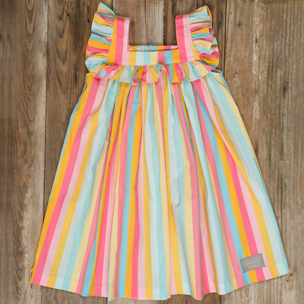 Over the Rainbow Farrah Dress